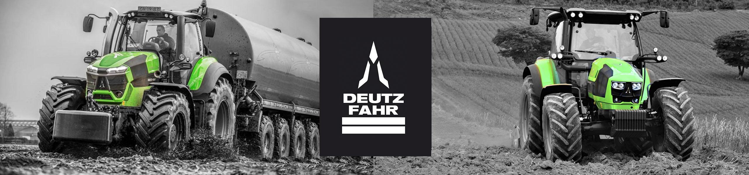 tractores DEUTZ-FAHR