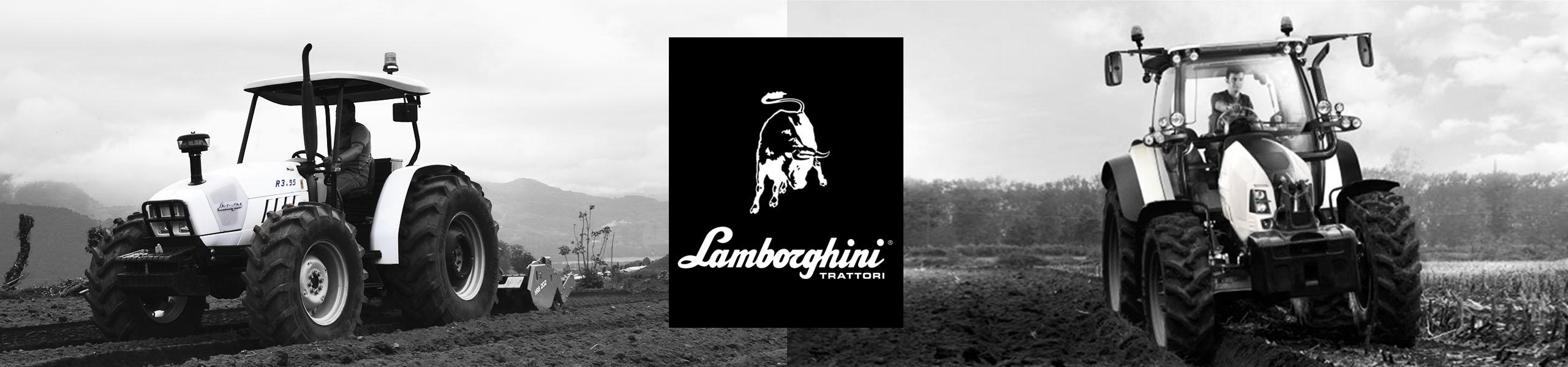 tractores LAMBORGHINI