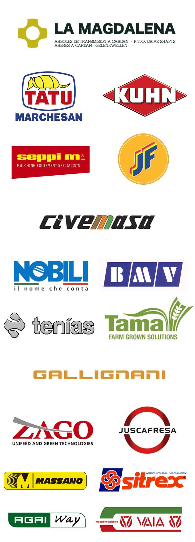 logos respuestos
