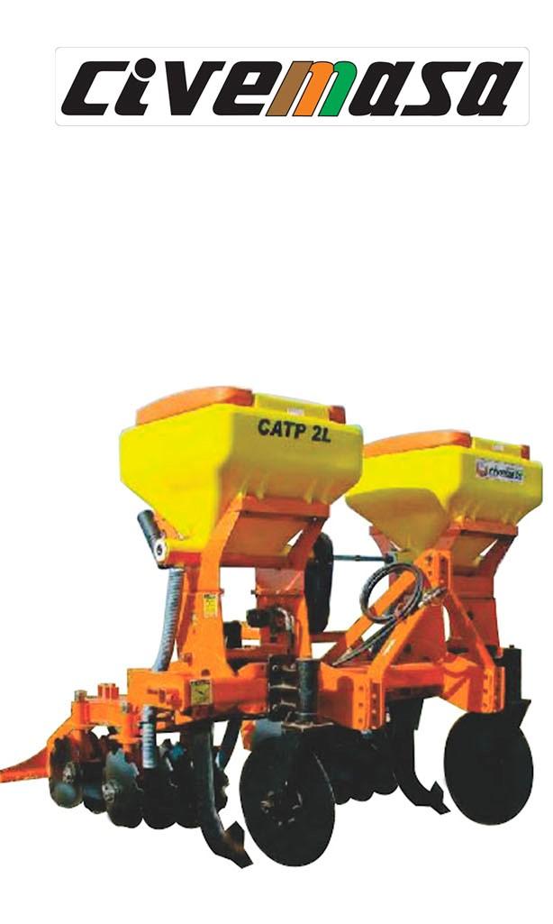 Civemasa cultivador CATP